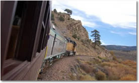 Affordable Train Tours