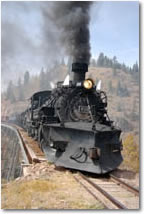 The Cumbres & Toltec Scenic Railroad