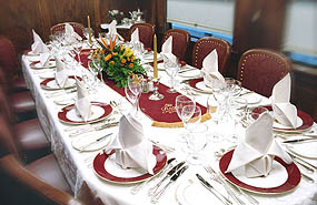 The Royal Canadian Pacific - Dining