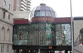 The Canadian Pacific Railway Pavilion