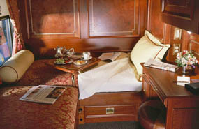 The Royal Canadian Pacific - Train Suite