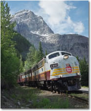 Click for Information on the Royal Canadian Pacific