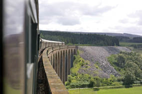 Culloden Viaduct, North West Highlands