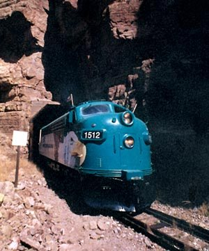 The Verde Canyon Railroad: It's not the destination it's the journey